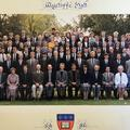 Year Photograph of staff and students