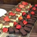 Food at a Formal dinner at Wycliffe Hall