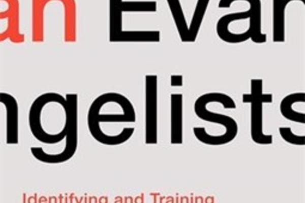 Anglican Evangelists book cover