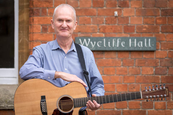 David Clifton at Wycliffe Hall